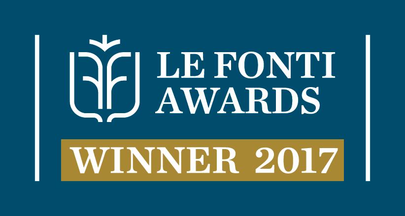 Le Fonti Awards Winner 2017